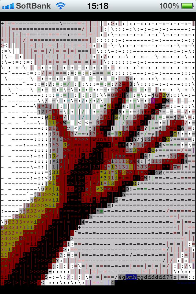 Real World ASCII