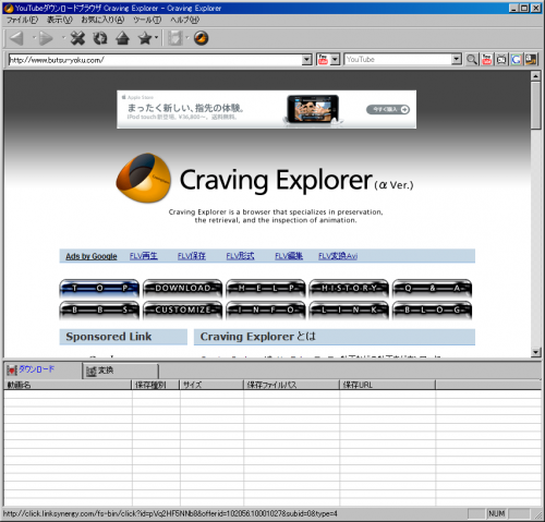 Craving Explorer