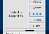 FlicFlac Audio Converter