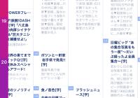 Gガイド テレビ番組表