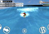 "BCM サーフィンゲームアプリ ""WORLD SURF TOUR"""